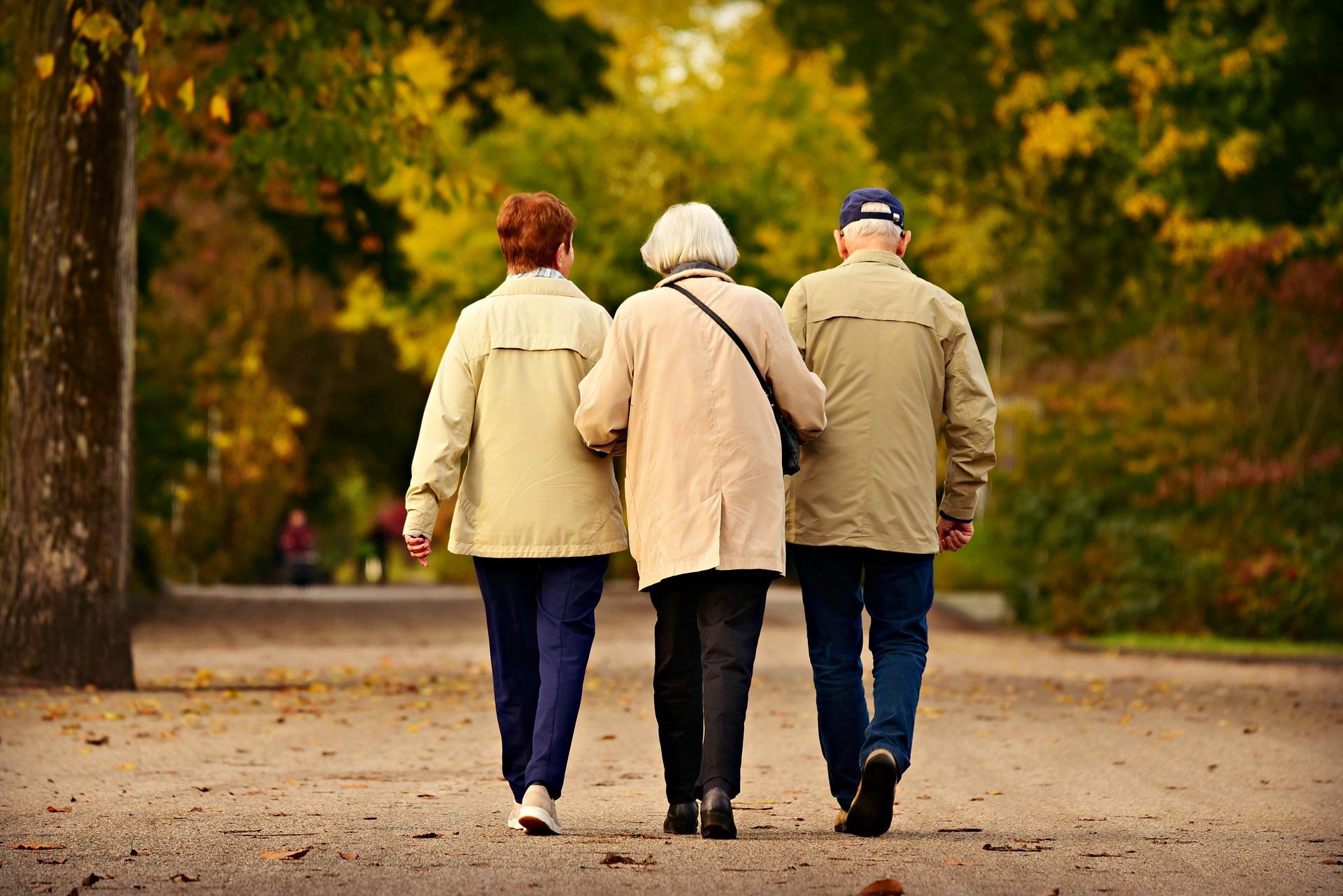 camminata salute
