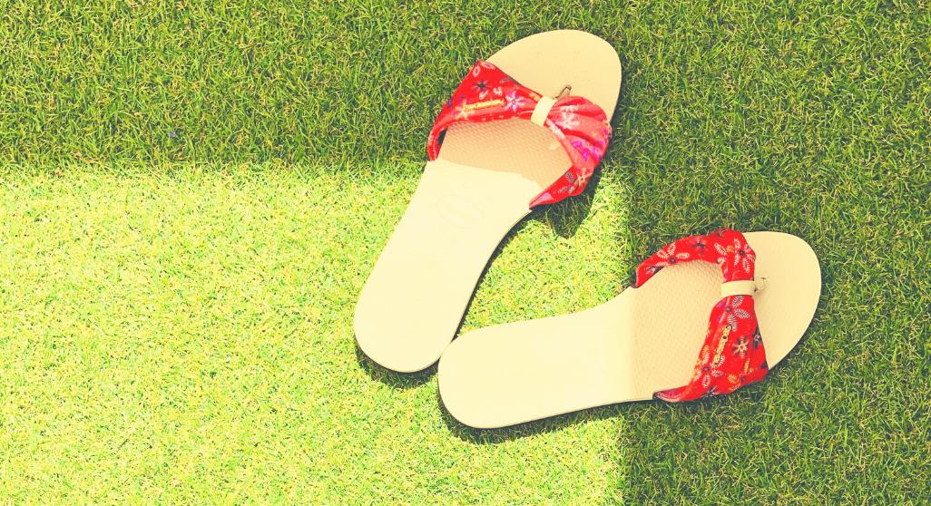 Sandali e ciabatte sanitarie estive
