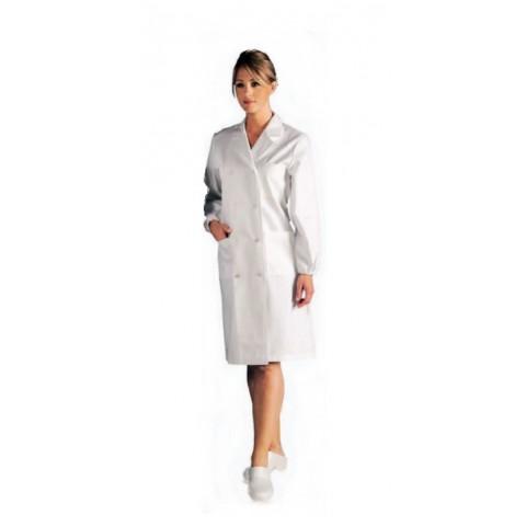 Camice da lavoro per medici - Doppiopetto donna