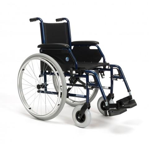 Carrozzina pieghevole per anziani e disabili Vermeiren Jazz S50
