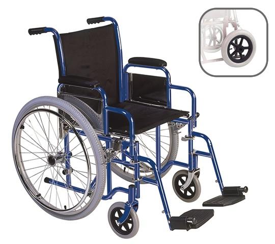 Carrozzina thua anziani e disabili carrozzine thua - Carrozzina per bagno disabili ...