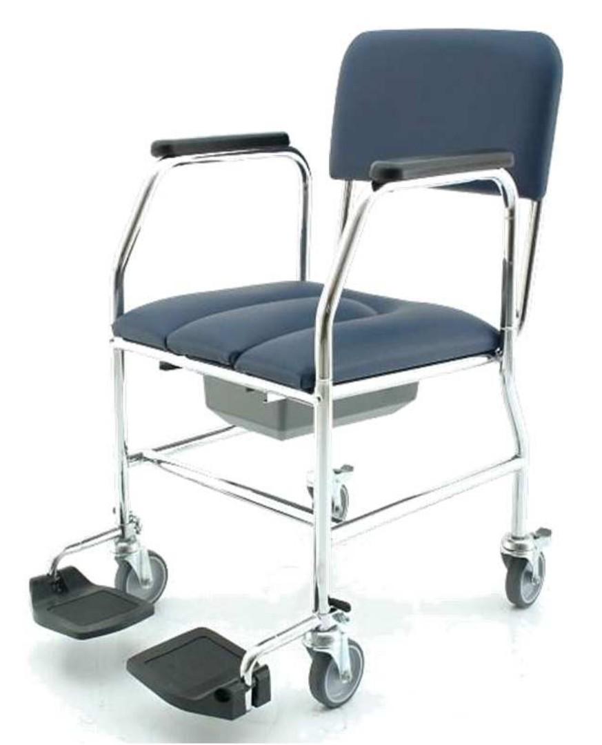 Sedia comoda da bagno per anziani e disabili - Sedia da bagno ...