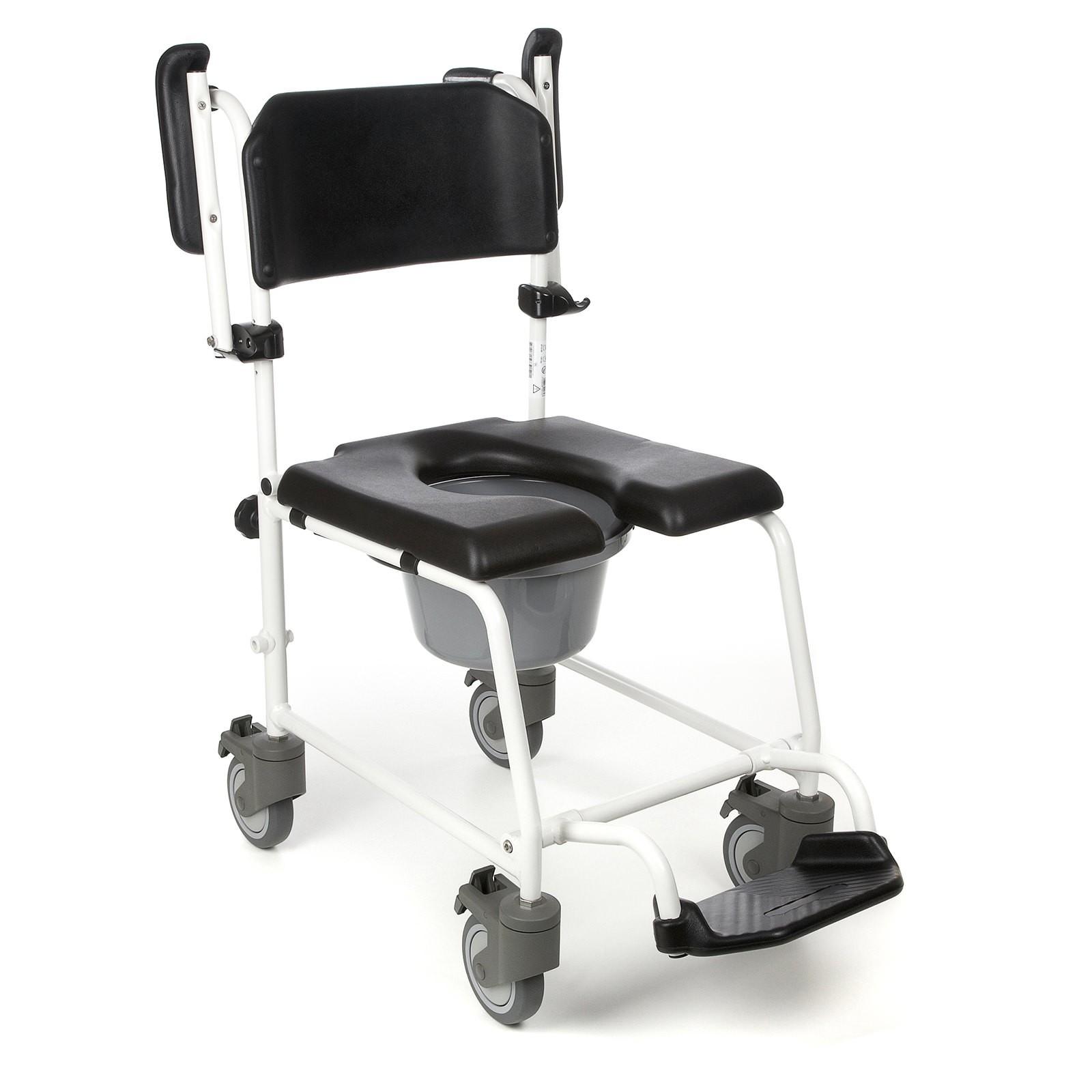 Sedia da doccia cascade h243 invacare - Sedia da bagno per disabili ...