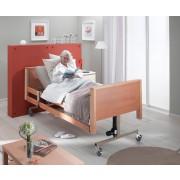 Letto ortopedico elettrico a 2 motori per anziani o infermi, Haydn