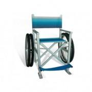 Carrozzina mare per disabili Solemare 4 ruote