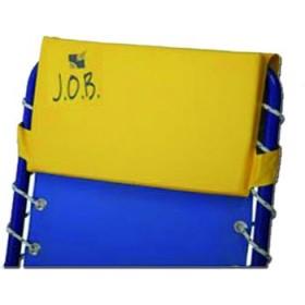 Cuscino poggiatesta imbottito per sedia da mare disabili