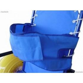 Pettorina per sedia da mare disabili