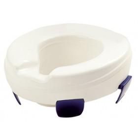 Alza WC con fissaggio a 4 fermi