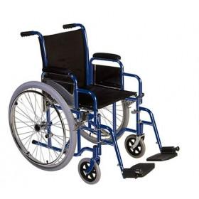 Carrozzina LUX per anziani, infermi o disabili a noleggio