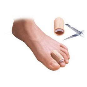 Digi-strip - Protezione tubolare per le dita delle mani e dei piedi, Guaina tubolare ritagliabile