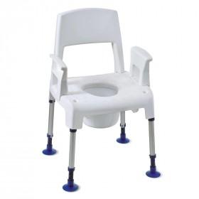 Sedia per doccia Pico 3 in 1
