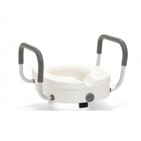Rialzo WC con braccioli regolabili Vermeiren Tina