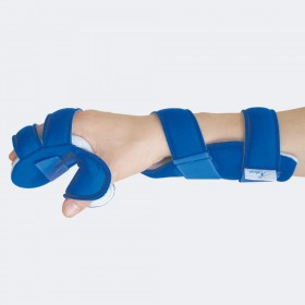 Tutore palmare polso-mano-dita-pollice Air Soft