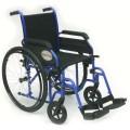 Carrozzina disabili e anziani pieghevole Excel plus
