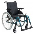 Carrozzina leggera per disabili e anziani Action 3